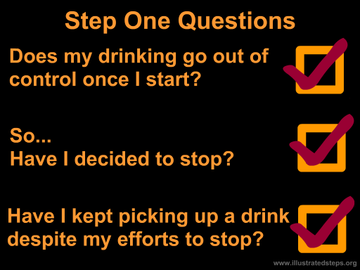 StepOneQuestions